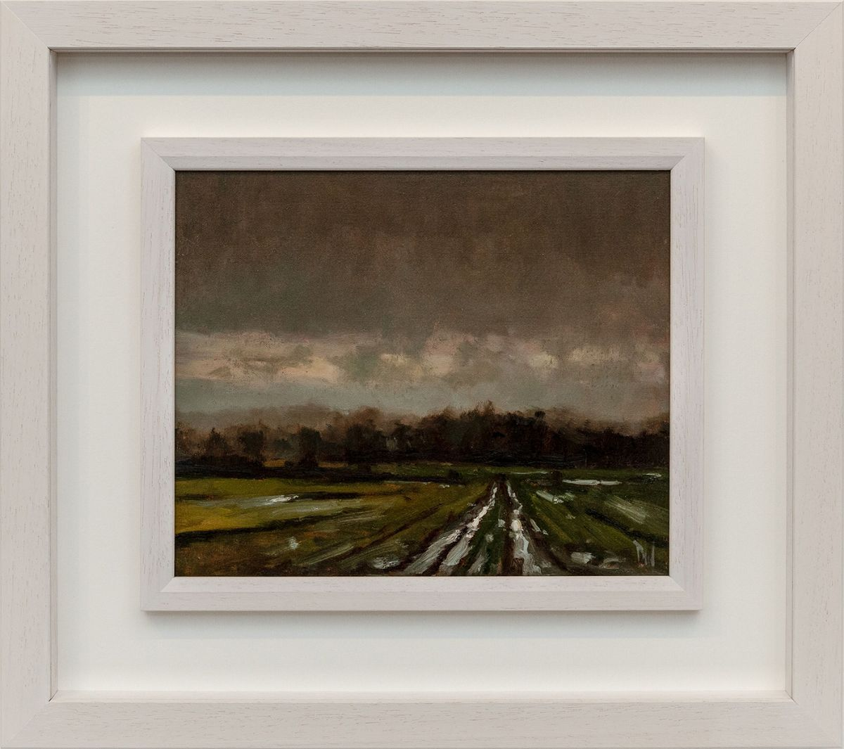 Waterlogged Field, (Donabate)   by Dave West