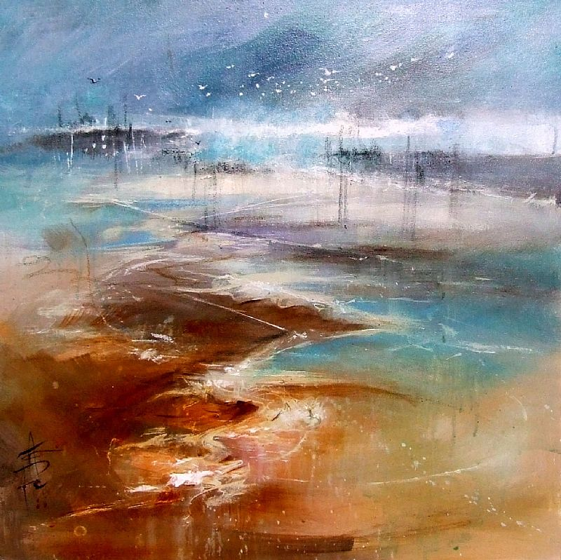 Anne  Doyle - Warm Winds Blowing