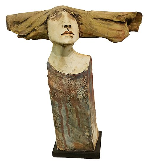 Tall Woman by Christy Keeney