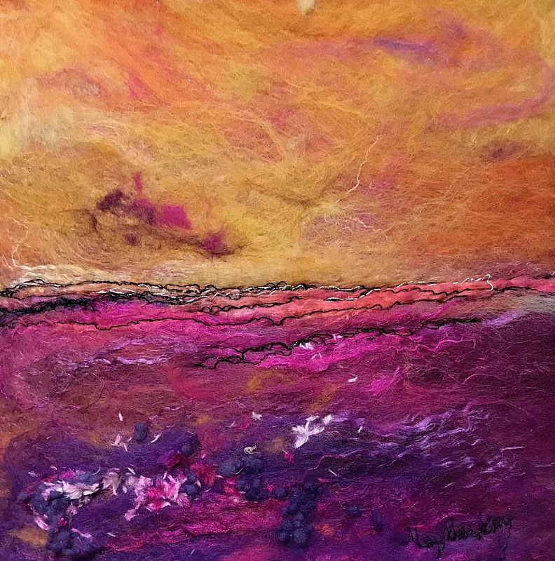 Moy  Mackay - The Pink Cloud