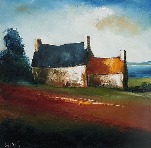 The Farmhouse by Padraig McCaul