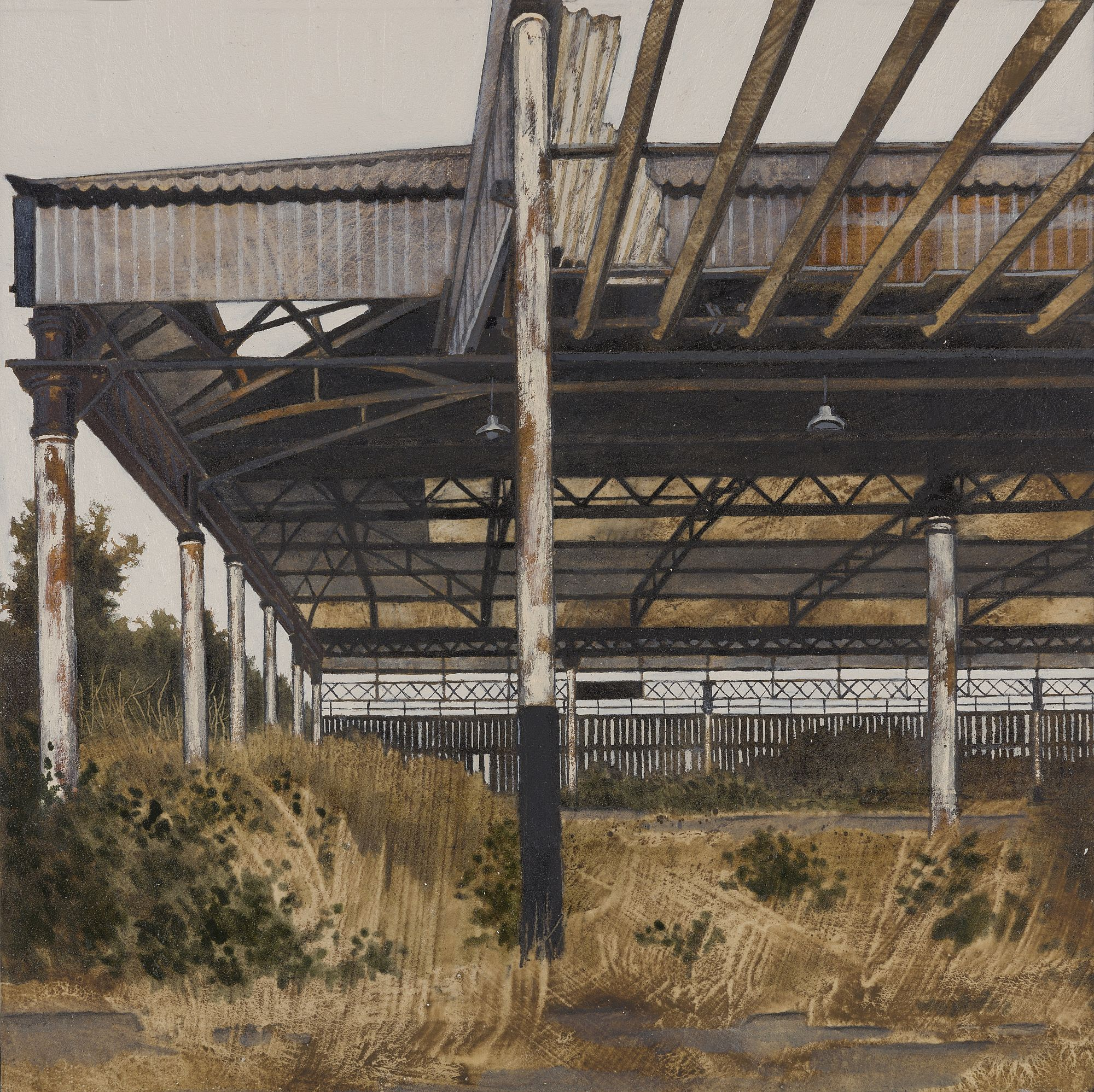 Cate  Inglis - Cattle Shed