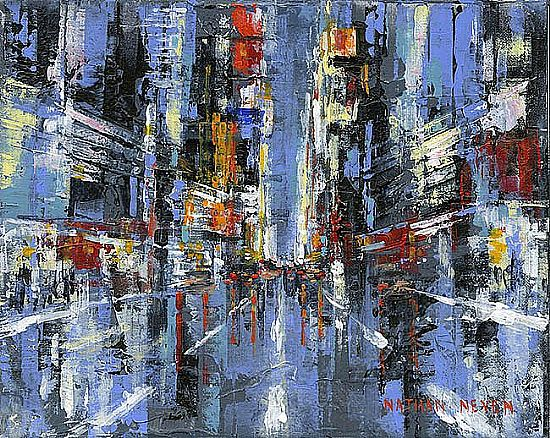 Nathan  Neven - Colors of Times Square II