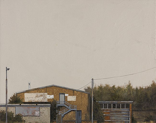 Cate  Inglis - Derelict Depot