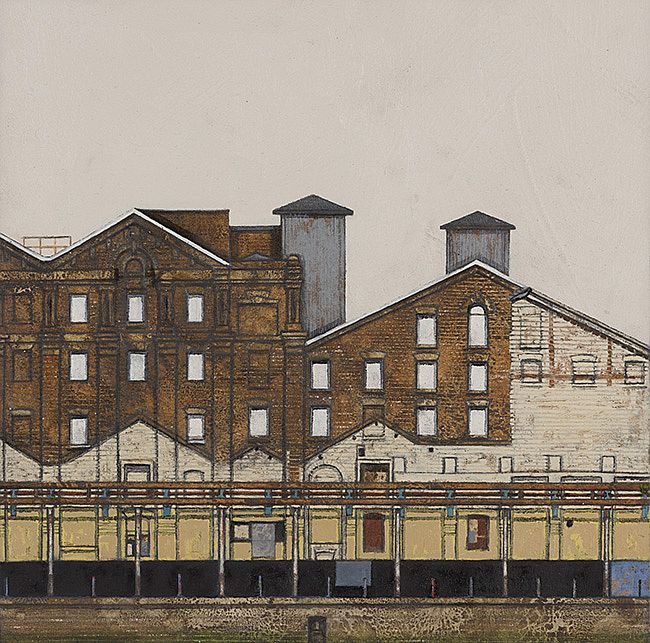 Cate  Inglis - Flour Mill