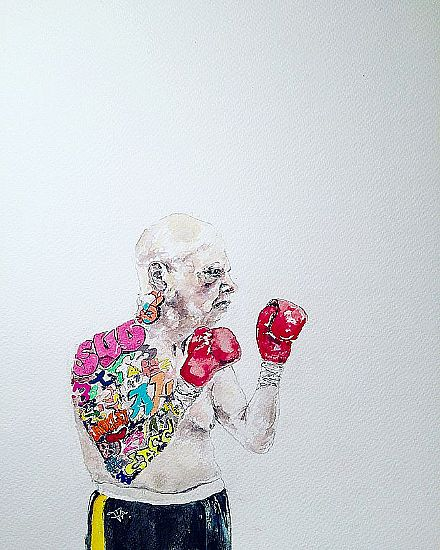 Adam De Ville - Fifty Years a Tag Boxer