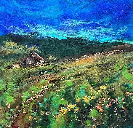 Moy  Mackay - Damhead Cottage