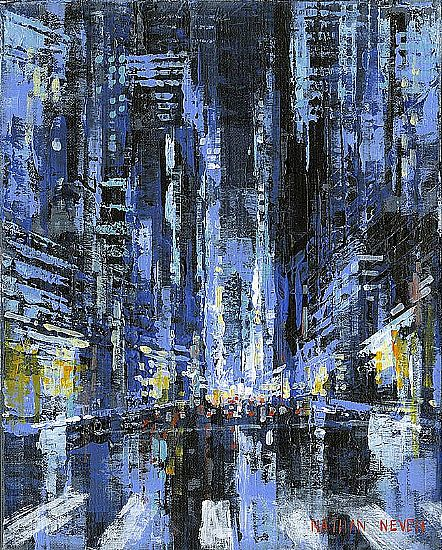 Nathan  Neven - NY Night Light