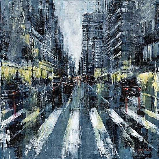 Nathan  Neven - NY in Perspective