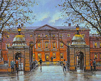 No 673 Leinster hse by Chris McMorrow