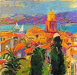 Peter  Graham ROI - Saint Tropez