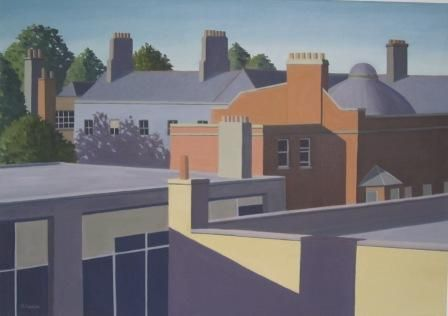 Hugh Frazer 'The Abstracted City'