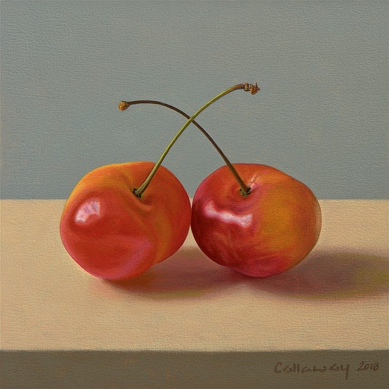Two Cherries by Alex  Callaway