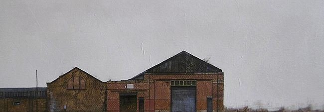 Cate  Inglis - Warehouses II