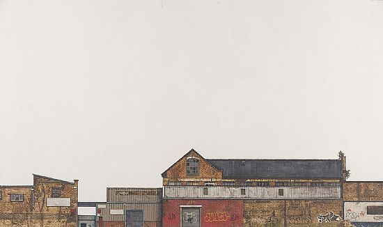 Cate  Inglis - Warehouses III