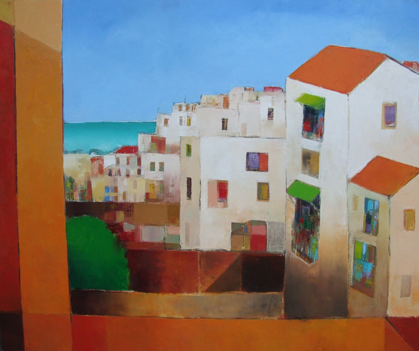 Barrio Alto III by Cormac O'Leary