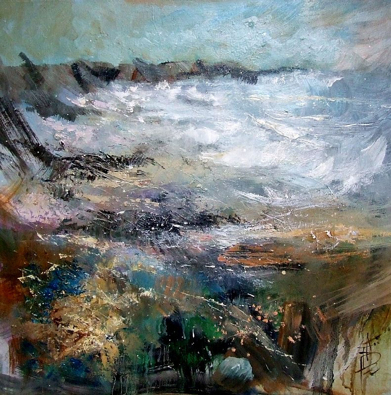 Anne  Doyle - Exhalting Storm