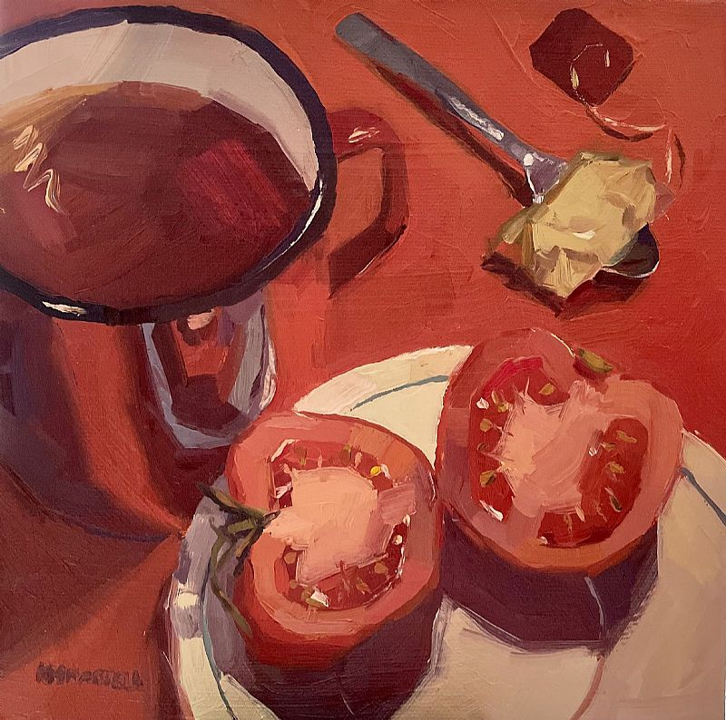 Kayla Martell - Tomato Tea for Two
