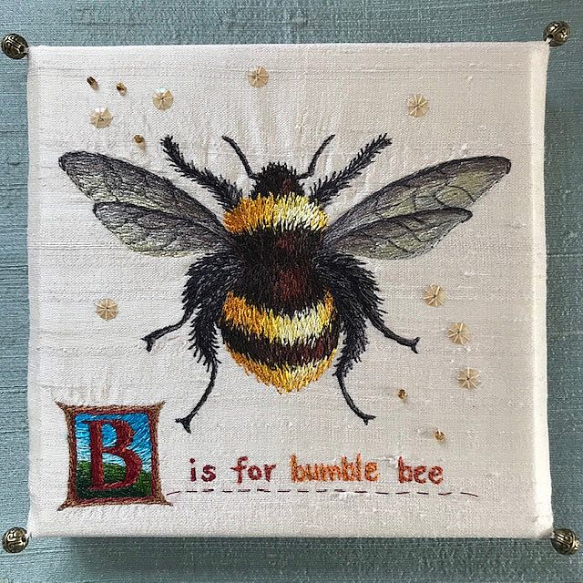 Aileen  Johnston - B Is For Bumble Bee