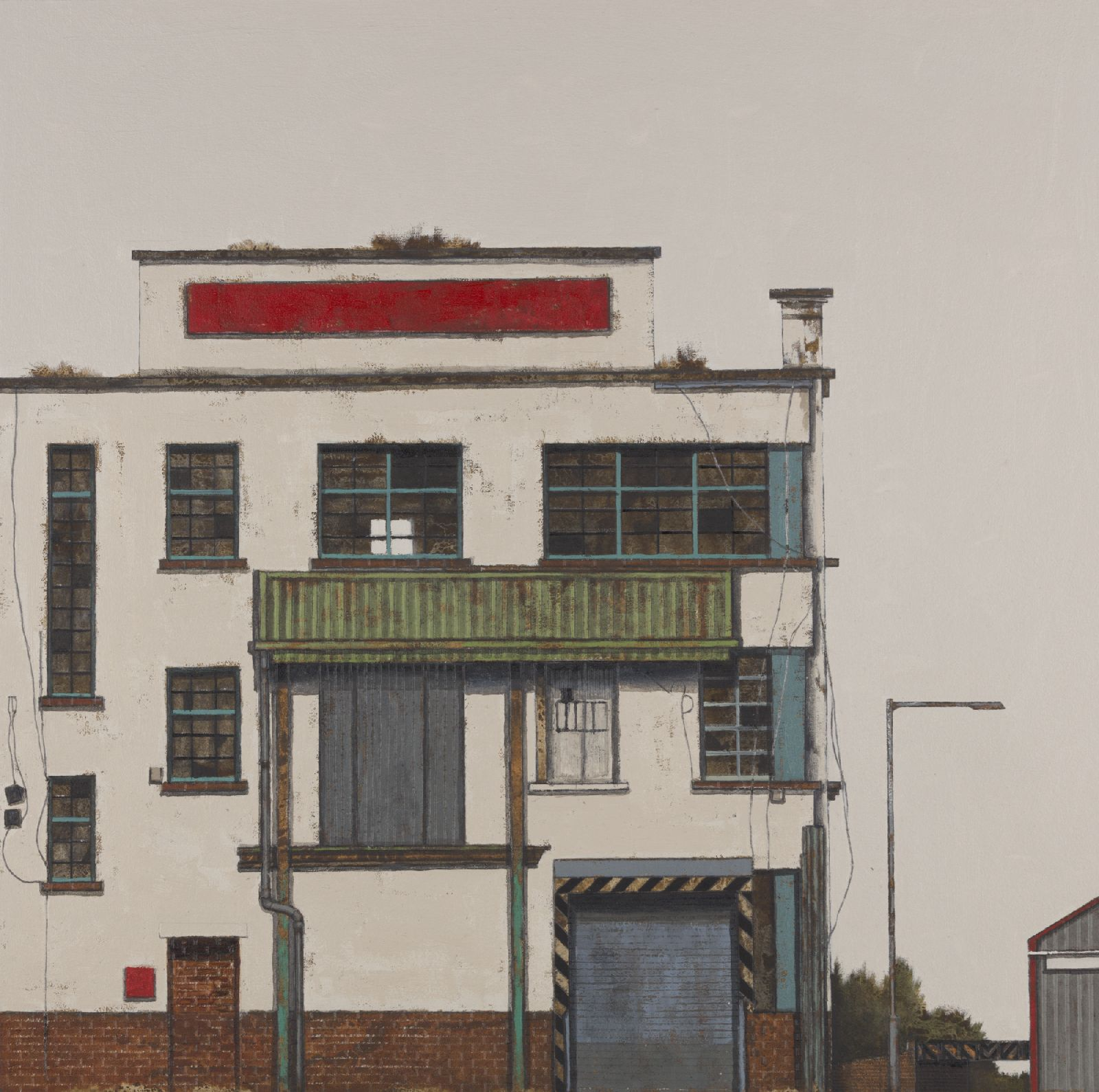 Cate  Inglis - Modernist Industrial
