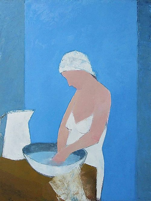 French bather II by Cormac O'Leary