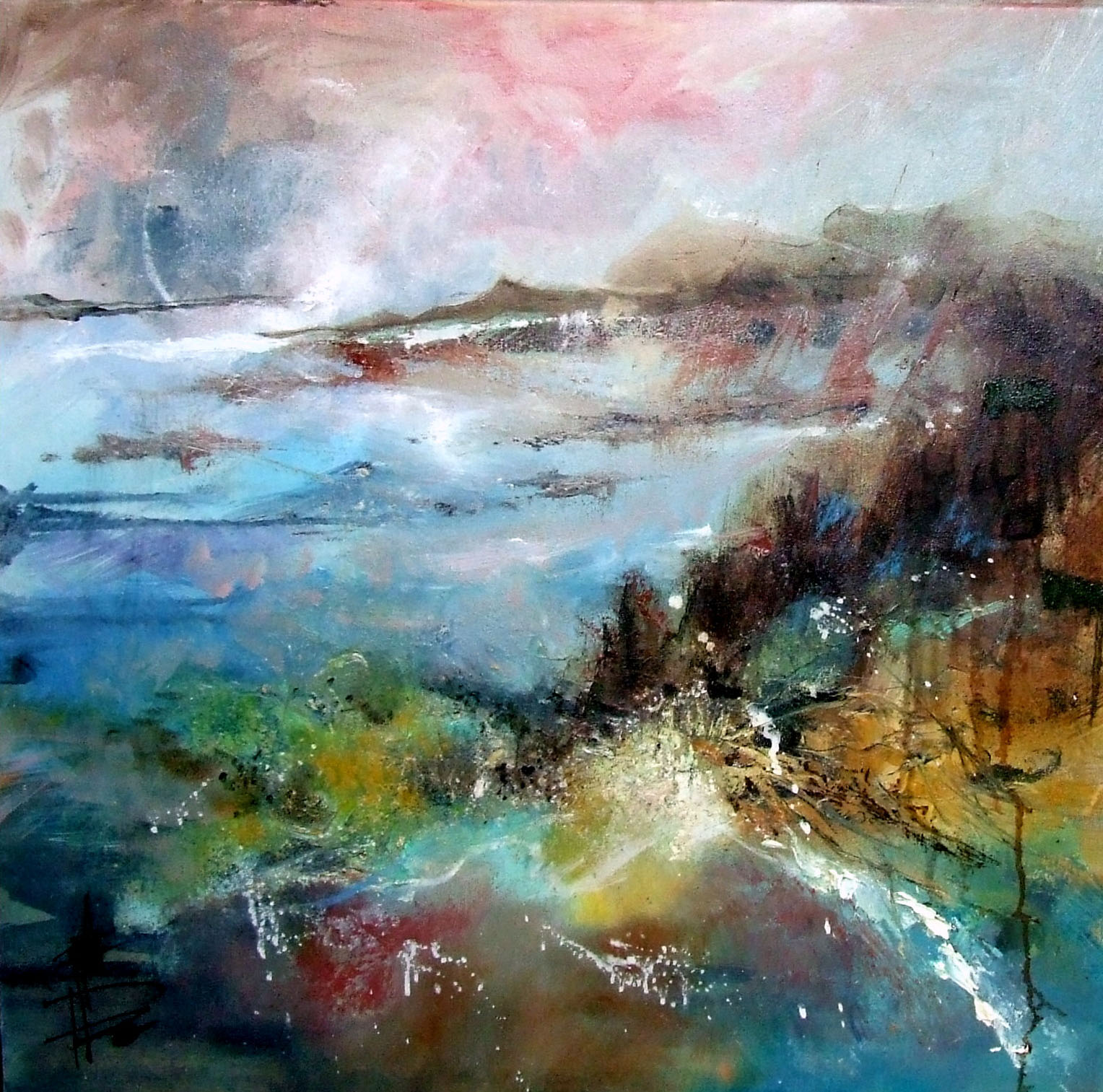 Anne  Doyle - Rock Pools