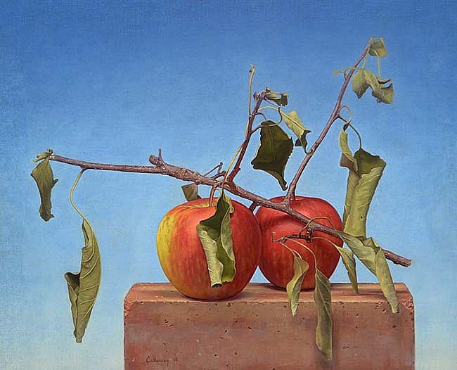 Winter Apples by Alex  Callaway