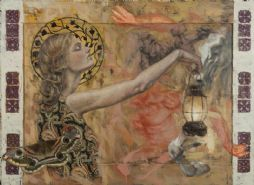 'Celtic Legend' Solo exhibition by Iwona Nartowska O�Reilly