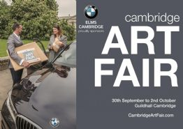 Cambridge Art Fair 2016