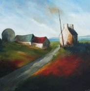 An exhibition of new paintings by Padraig McCaul