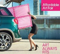 The Affordable art fair, Hampstead, London