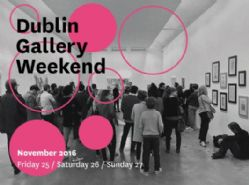 Dublin Gallery Map 2016