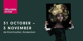 The Affordable Art fair, Amsterdam 2019