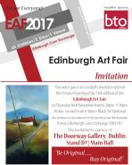Edinburgh Art Fair 2017 - FREE TICKETS